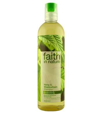 Faith in Nature Hemp & Meadowfoam Shampoo