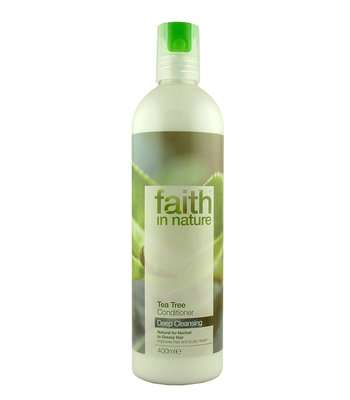 Faith in Nature Tea Tree Conditioner, 250ml