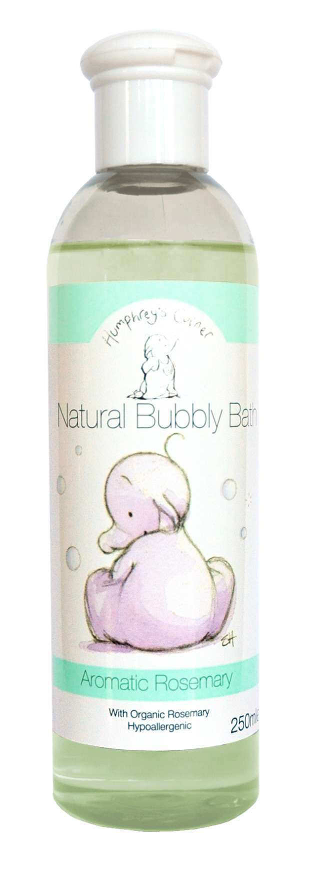 Humphrey´s Natural Bubbly Bath Aromatic Rosemary
