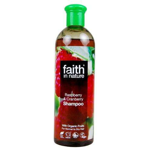 Faith in nature Raspberry & Cranberry Shampo