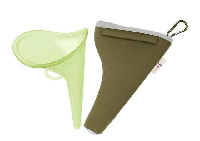LadyP - Tissetrakt  - grønn