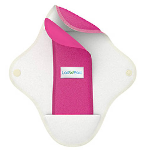 LadyPad - Pantyliner - sort