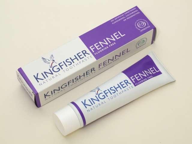 Kingfisher Fenikkel uten fluor