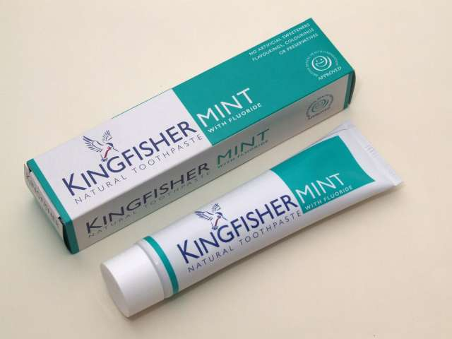 Kingfisher Mint m/fluor