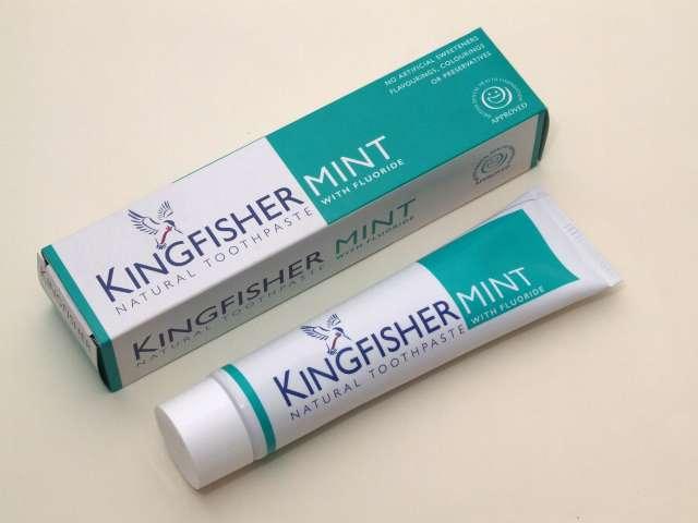 Kingfisher Mint m/fluor
