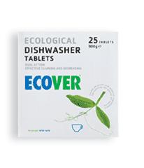 Ecover oppvaskmaskin tabletter